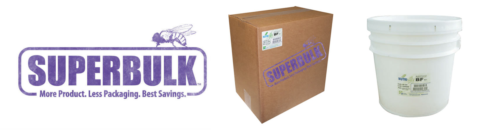 Superbulk Fly Food